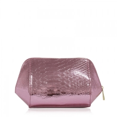 CBP149 Croco Embossed PU Cosmetic Bag