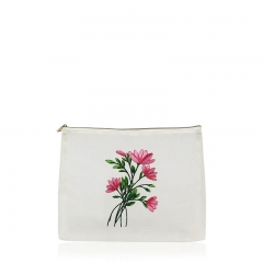 CBT099 Embroidered Cosmetic Bag