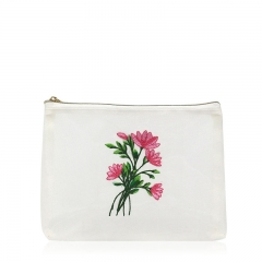 CBT098 Embroidered Cosmetic Bag