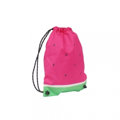 KID027 Watermelon Shaped Drawstring