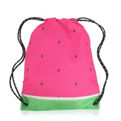 KID028 Watermelon Shaped Drawstring