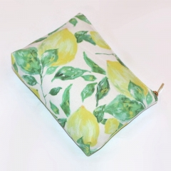 CBC063 100% Cotton Cosmetic Bag