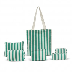 SEB187  Recycled Cotton Bag Set