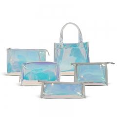 SEB191  Transparent  Bag Set