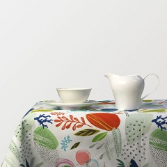 HOP040 100%RPET Tablecloth