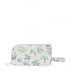 CBB038 Bamboo Fiber Cosmetic Bag