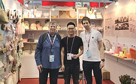 Rivta at Canton Fair 2018