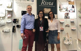 Rivta at Cosmoprof Asia 2019