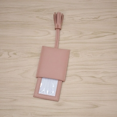 Stylish Luggage Tag PU Leather - TRA042