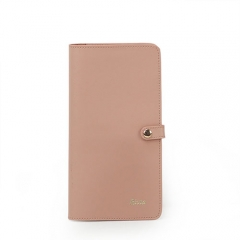 Elegant Passport Holder PU Leather - TRA038