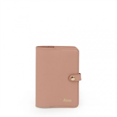 Practical Passport Holder PU Leather - TRA039