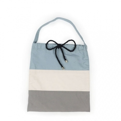Everyday Large Drawstring Bag Tencel - CNC078
