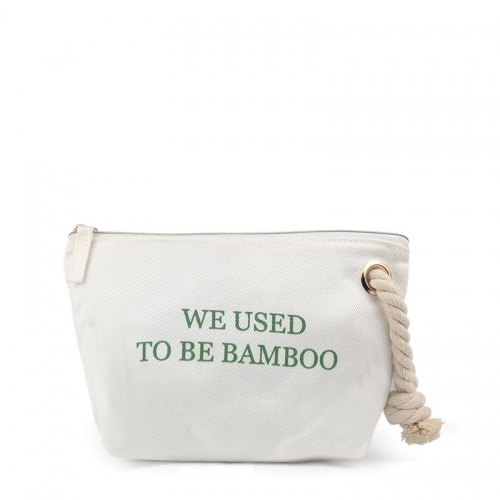 Essential Pouch Cosmetic Bag Bamboo Fiber - CBB007