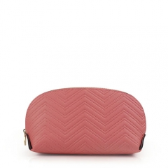 Travel Pouch Cosmetic Bag PU Leather - CBP163