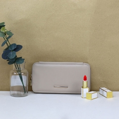 Travel Case Cosmetic Bag Recycled Leather - COC004