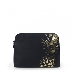 Essential Pouch Cosmetic Bag Pineapple Fiber - CNC098