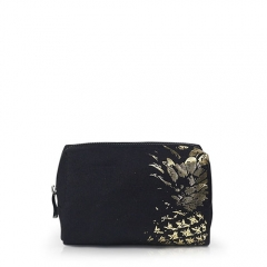 Small Pouch Cosmetic Bag Pineapple Fiber - CNC095