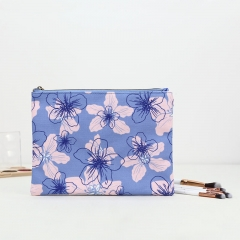 Flat Pouch Cosmetic Bag Recycled PET - CBR183