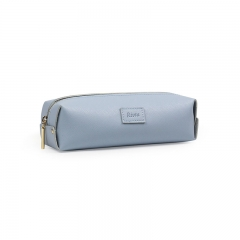 Small Pouch Cosmetic Bag Recycled Leather - CBE003