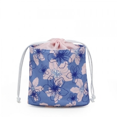 Travel Beauty Drawstring Bag Recycled PET - CBR185