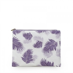 Flat Pouch Cosmetic Bag Recycled PET - CBR178