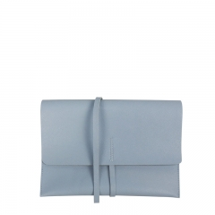 Clutch Cosmetic Bag Recycled Leather - CBE004