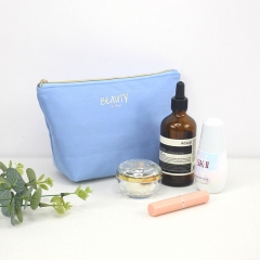 Essential Pouch Cosmetic Bag Tencel - CNC123