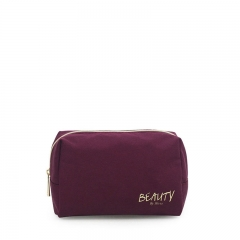 Small Pouch Cosmetic Bag Tencel - CNC118