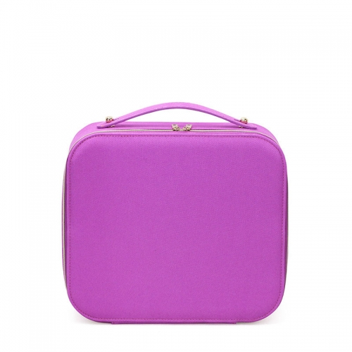 Travel Beauty Makeup Case Bamboo Fiber - COC015