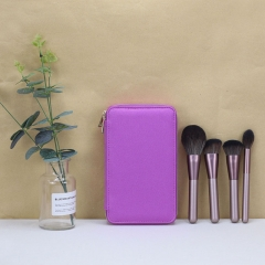 Travel Kit Brush Bag Bamboo Fiber - COC013
