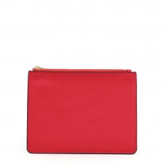 Flat Pouch Cosmetic Bag PU Leather - CBP198