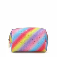 Small Pouch Cosmetic Bag PU Leather - CBH001