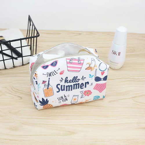 Small Pouch Cosmetic Bag Recycled PET - CBR157