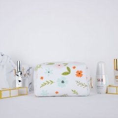 Small Pouch Cosmetic Bag Cotton - CBC083
