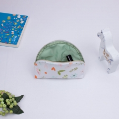Small Pouch Cosmetic Bag Cotton - CBC085