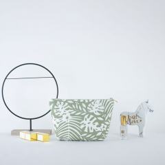 Essential Pouch Cosmetic Bag Recycled cotton - CBC092