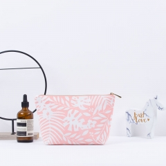 Essential Pouch Cosmetic Bag Recycled cotton - CBC096