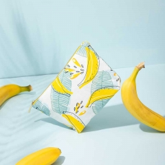 Essential Pouch Cosmetic Bag Banana Fiber - CNC134