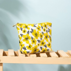 Clutch Cosmetic Bag Recycled cotton - CBC100