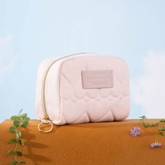Essential Pouch Cosmetic Bag Bamboo Fiber - CBB108