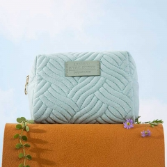 Travel Pouch Cosmetic Bag Bamboo Fiber - CBB106
