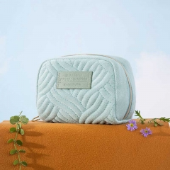 Essential Pouch Cosmetic Bag Bamboo Fiber - CBB105