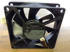 Brand new Panaflo FBA08A12H 12VDC 8CM 8025 8MMX8MM fan for cooling fan