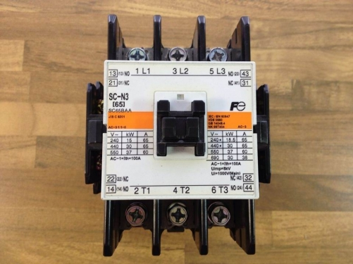 Spot Japan Fe Fuji SC-N3 65 AC contactor 100A coil AC110V AC220V (original authentic)