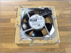 Original Japanese ORIX Oriental MU1238B-11B axial flow fan / heat sink fan 12X12X38MM 100V