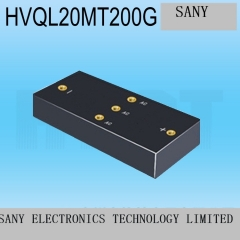 The three-phase high voltage rectifier bridge HVQL20MT200G rectifier 2A20KV high voltage high voltage three-phase bridge rectifi