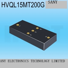 The three-phase high voltage rectifier bridge HVQL15MT200G rectifier 1.5A20KV high voltage high voltage three-phase bridge recti