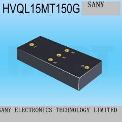 The three-phase high voltage rectifier bridge HVQL15MT150G rectifier 1.5A15KV high voltage high voltage three-phase bridge recti