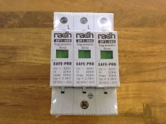 Layton 3P/1PC SP1-40C surge protection device 40KA 3 SAFE-PRO lightning new genuine