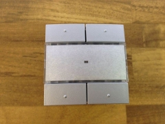 Berker 75162683 EIB/KNX lighting panel brocade triple genuine original